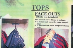4. Tops Face Outs